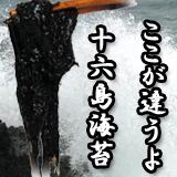ここが違うよ!十六島海苔